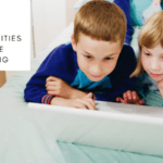 5 online activities for home schooling + FREE daily time tables