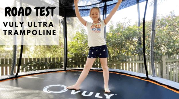 vuly ultra trampoline