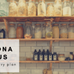 Coronavirus 14 day pantry plan – for self isolating without stockpiling