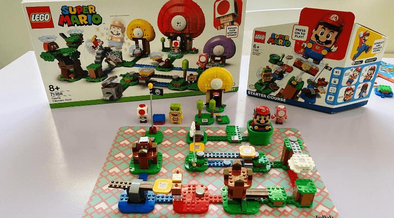 LEGO Mario Nintendo