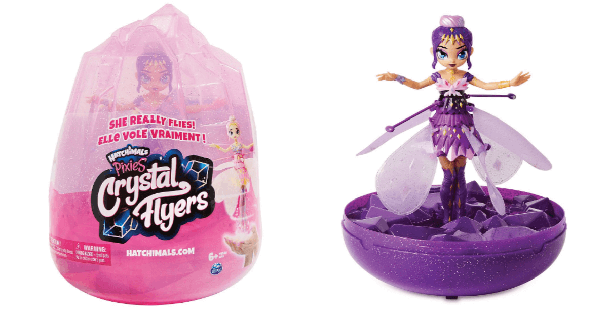 Kids Christmas Gift Guide 2020 Hatchimals Pixie