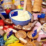 The Ultimate Australia Day Dessert Platter