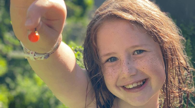 5 ways to get kids to eat their vegies!