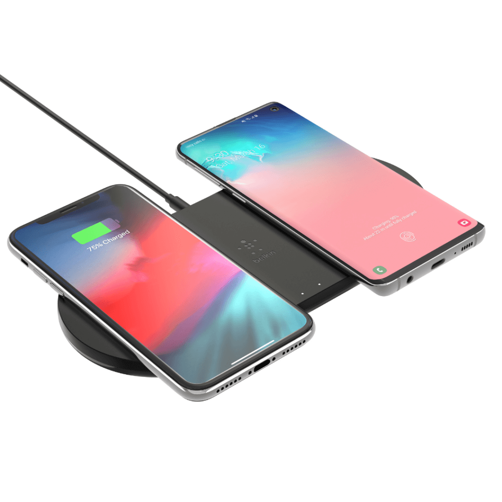 Belkin BOOST↑CHARGE™ Dual Wireless Charging Pads 10W